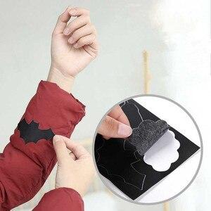 1 Набор самоклеющихся пластырей тканевая наклейка украшение свободный крой Сделай сам ремонт пуховик одежда плащ Umbrel отверстие ремонт патч