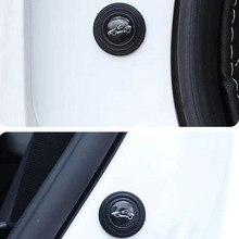 Coche pegatinas de protección de puertas piezas de automóviles para asiento Alhambra Altea Cordoba Exeo Ibiza Leon Nuevo Ibiza Toledo Exeo