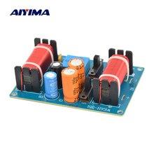AIYIMA 1 шт. 150 Вт акустическая система ВЧ Alto Bass аудио делитель частоты 3 полосный фильтр для 4 11 дюймовых колонок