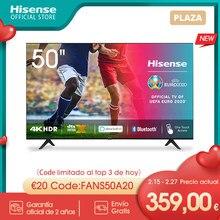 [Nuevo] Hisense 50A7100F Televisión Smart TV 4K LED TV 50 pulgadas, UHD 3840×2160, Sonido de estudio DTS,Netflix Youtube