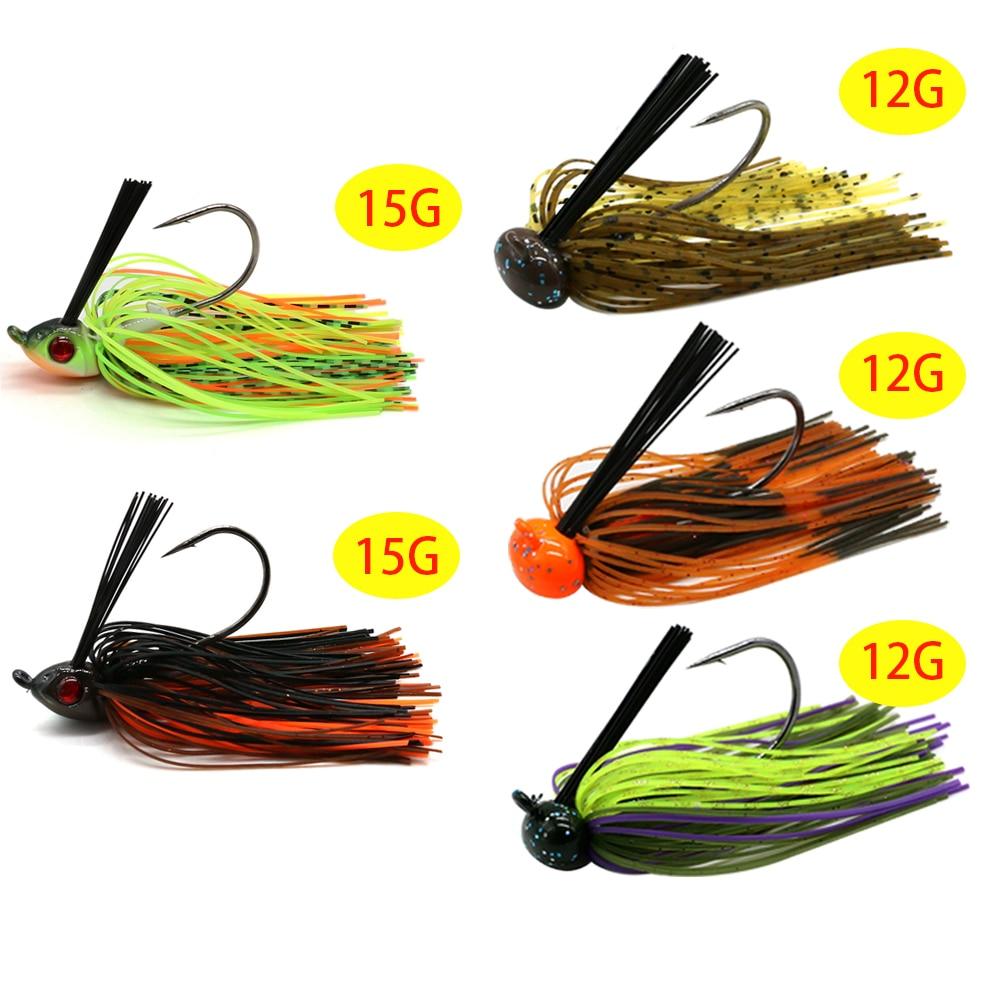 Mycena 5pcs/set 16G&18G&21G  spinnerbait  Chatter bait fishing lure  chatterbait Fishing Kit  Wobblers For Bass Fishing Tackle-2