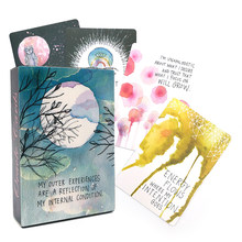 New Oracle Tarot Cards universe Board Deck Games Palying Cards For Party Game Entertainment