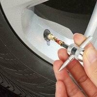 Car Tire Valve Stem Parts Set Installation Puller Removal Repair Equipment