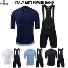 2021 YKYWBIKE Pro verano equipo de ciclismo Jersey juego bicicleta ropa transpirable camisa de manga corta para hombres pantalones cortos para bicicleta