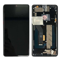 Original 5.99 LCD For ZTE Nubia Z18 NX606J LCD Display Touch Screen Digitizer Glass Panel Assembly + Frame