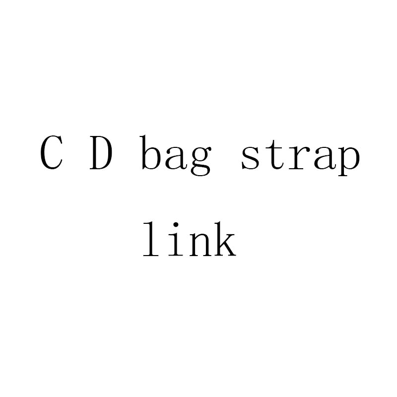 C D  bag strap shoulder strap for crossbody bag  link