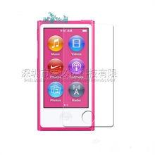 Ultra fino 0.26mm vidro temperado premium protetor de tela para apple ipod nano 7 nano7 nano 8 nano8 película protetora verre guarda