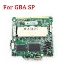 AGS 101 האם עבור GBA SP גבוהה בהירות תאורה אחורית מקורי האם עם תאורה אחורית אביזרי חלקים עבור Gameboy Advance SP