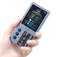 QIANLI iCopy 플러스 LCD 화면 감지기 아이폰 7 8 8P XR XS 최대 감광성 칩 읽기 쓰기 배터리 진동 복구 도구|전동 공구세트|   -