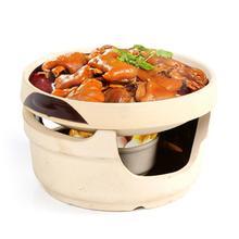Открытый Кемпинг плита угольная печь огнеупорная глина гриль печь чайный набор для подогрева ветра высокотемпературная печь глина Горячий чайник для плиты