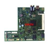 Placa do formatter para hp1566 p1566 1566 CE672-60001 placa-mãe mainboard testado