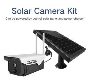 Камера видеонаблюдения Yobang, водонепроницаемая, беспроводная, Wi-Fi, 1080P, 2,0 м