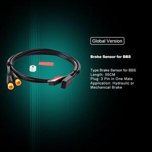 Image 2 - Metà Del Motore di Azionamento del Freno Sensore di BAFANGE BBS02 BBS01 BBSHD E lectric Kit bicicletta leva del freno