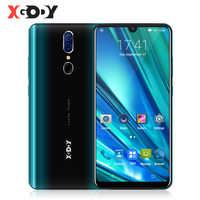 XGODY 9T Pro 3G Smartphone Android 9,0 de 6,26 19:9 de agua pantalla 2GB 16GB Quad Core Dual Sim 5MP Cámara GPS Wi-Fi teléfono móvil