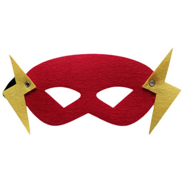 Halloween Super Hero Masks Christmas Birthday Party Dress up Costume Cosplay Mask For Kids Children Party Favor Gift 2