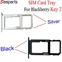 NEW For Blackberry Keytwo Key2 Sim Card Tray 4.5