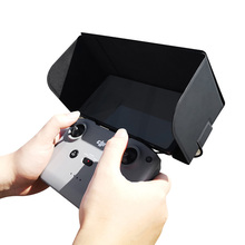 remote control mobile phone sun visor hood anti glare sunshade for dji mavic air 2 /air 2S drone Accessories