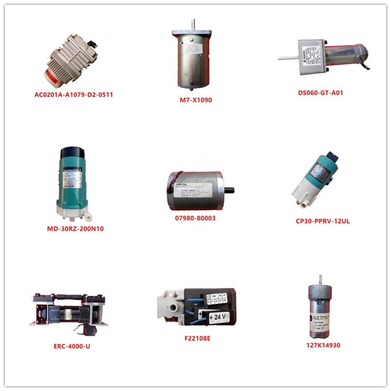 AC0201A-A1079-D2-0511| M7-X1090| DS060-GT-A01| MD-30RZ-200N10| 07980-80003| CP30-PPRV-12UL| ERC-4000-U| F22108E|127K14930 Used