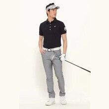 2021 New Golf Pants Men's Sports Golf Trousers