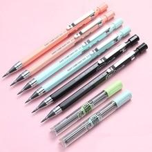 """Творческий механический карандаш для рисования студентов 2,0 мм карандаши """"каваий"""" для письма Детям Девочкам подарок школьные принадлежности корейские канцелярские принадлежности"""