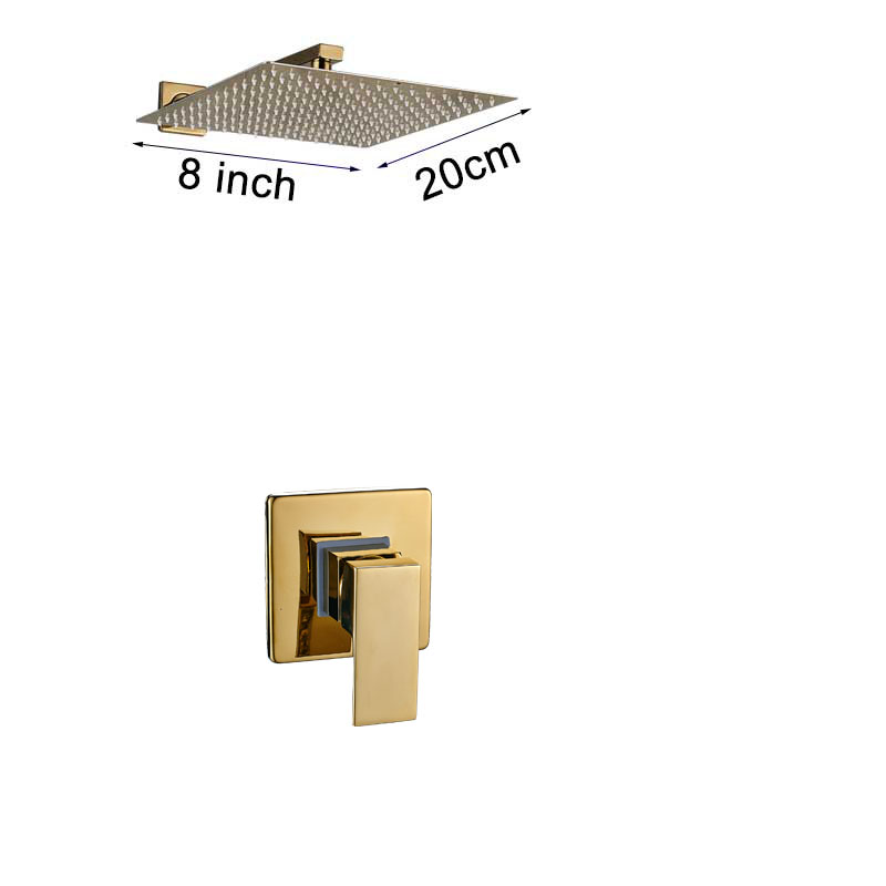 Golden A 8inch