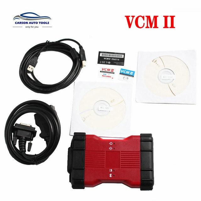 Лидер продаж, диагностический сканер Frd VCMII для m azda для Frd VCM ii IDS obd сканер VCM2 с поддержкой Frd/Ma zda VCM 2