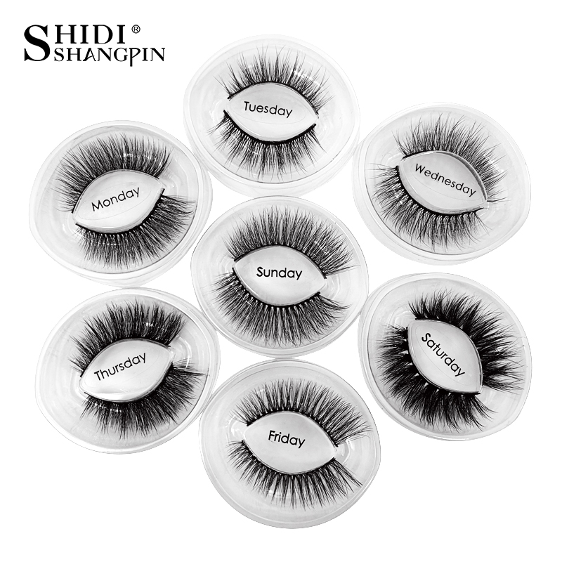 20/30/40pcs Lashes Wholesale Eyelashes Cilios 3d Mink Lashes Wholesale Lots Bulk Mink Eyelashes Bulk False Eyelashes Faux Cils