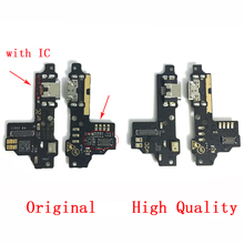 Original For ZTE Blade V8 USB Charging Port Dock Connector Flex Cable USB Jack Charging Dock Connector Parts