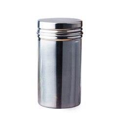 الفولاذ المقاوم للصدأ خزانات مختومة للسفر الأعمال المحمولة مستودعات التخزين مستودعات التخزين الكبيرة علب الشاي تخزين صناديق التخزين