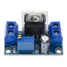 100pcs LM317 LM317T DC DC DC step down converter modulo di alimentazione della scheda di alimentazione del circuito
