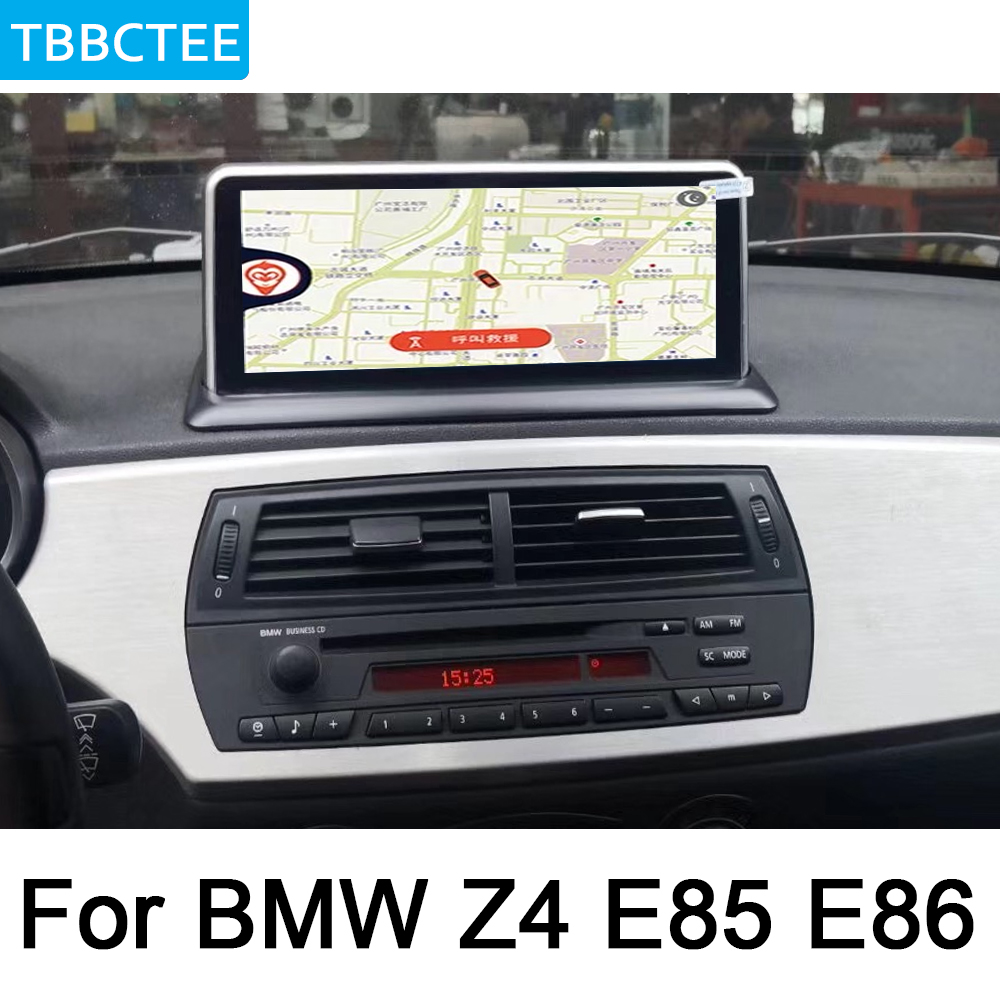 For <font><b>BMW</b></font> Z4 E85 E86 2002~2008 <font><b>Android</b></font> Multimedia Player original style Car DVD Navi Audio Stereo HD Touch Screen WiFi Bluetooth image