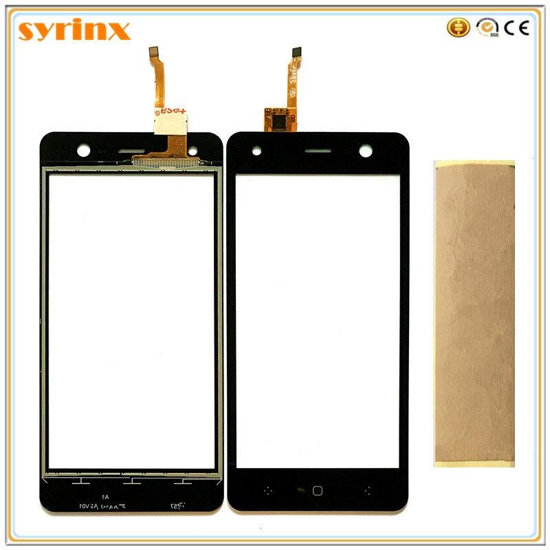 Syrinx Free Tape Moible Phone For BQ Trend BQ-5009L BQ5009L BQ 5009L Touch Screen Panel Digitizer Sensor Front Glass Touchscreen
