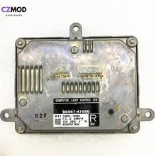 цена на CZMOD Original 85967-47050 12V 24W Ballast Headlight Computer light control LED Right side 85967 47050 R02(used)
