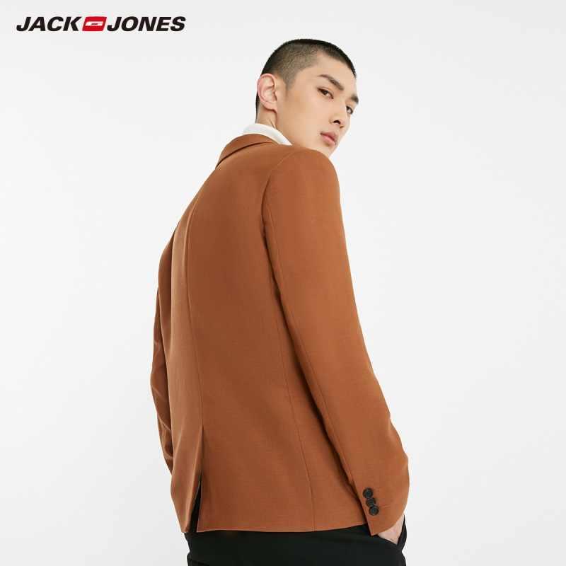 Jackjones Nam Slim Fit Len Thời Trang Casual Áo Menswear Cơ Bản Áo Khoác 219108510