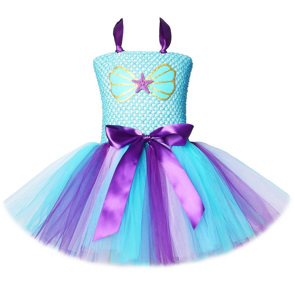 Детское платье с юбкой-пачкой, на Хэллоуин