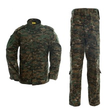 Woodland Digital Military Jacket Tactical Clothing Warrior Combat Proven Airsoft Uniform Camouflage Suit S-XL Man Costumes ACU