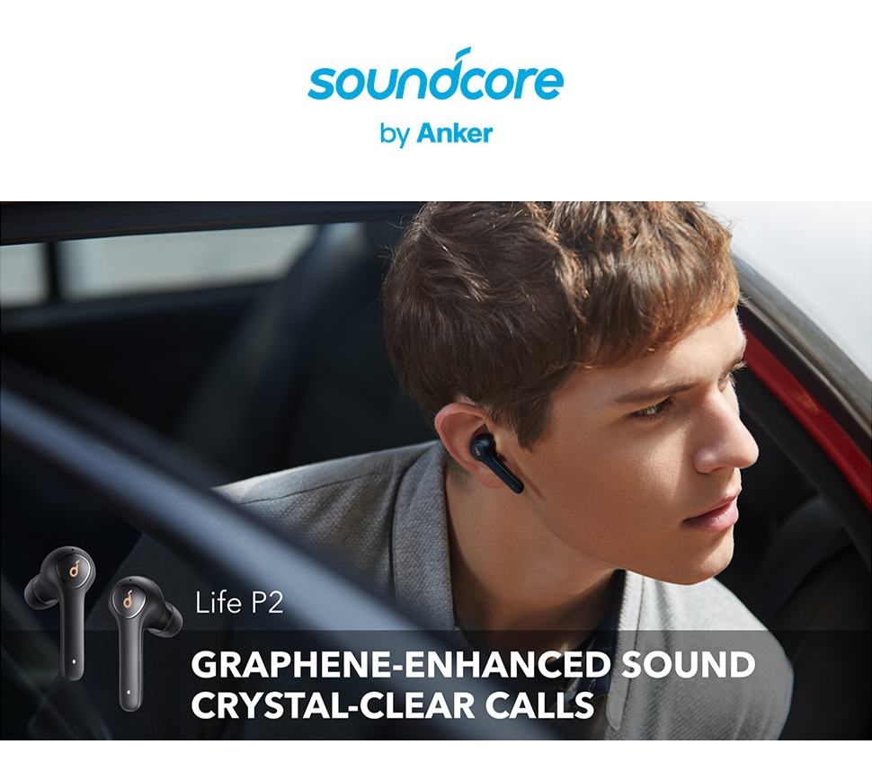 Anker Soundcore Life P2 True Wireless Earbuds 5