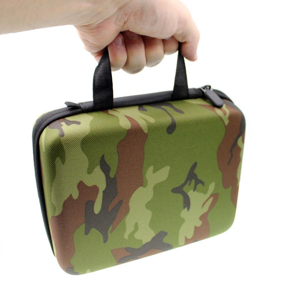 Walkie talkie Two Way Radio Case for Baofeng UV-82 uv 82 UV-5R UV5R protable hunting bag travel Carry Handbag Storage Box