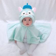 Детская мультяшная полотенце банное фланелевый банный халат