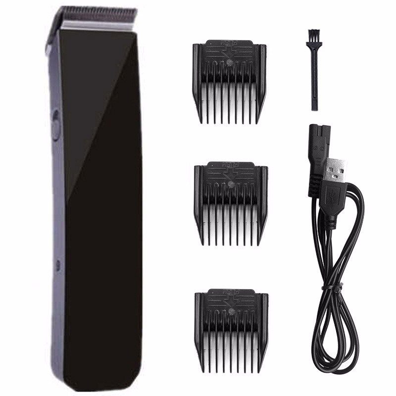 Electric Hair Clipper Clipper Cordless Angle Trimmer Adult Razor Barber Shop Special Hair Trimmer Waterproof Send Limit Comb