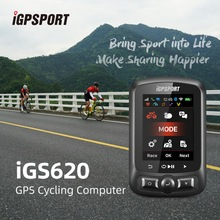 Power-Meter Navigation Cycle Computer Igpsport Cycling Igs620 Gps High-Capacity-Storage