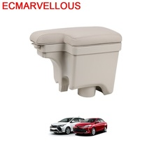 Modified Styling Car-styling Arm Rest Car Automovil Decoration Upgraded Mouldings Accessory Armrest Box 17 FOR Toyota Vios