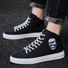 College Style Popular Brand New Products Canvas Shoes Comfor