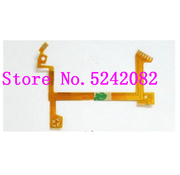2PCS/NEW LENS Aperture Flex Cable For Tokina AF 11-16mm F/2.8 11-16 Mm (For Canon Connector) Repair Part