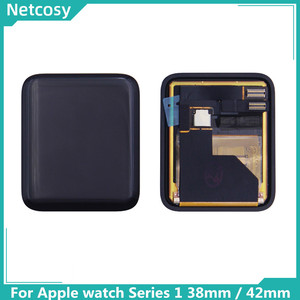 Image 2 - Full screen LCD Display Touch Screen Digitizer Assembly Repair Part For Apple watch Series 1 2 3 38mm 42mm 4 40mm 44mm Display