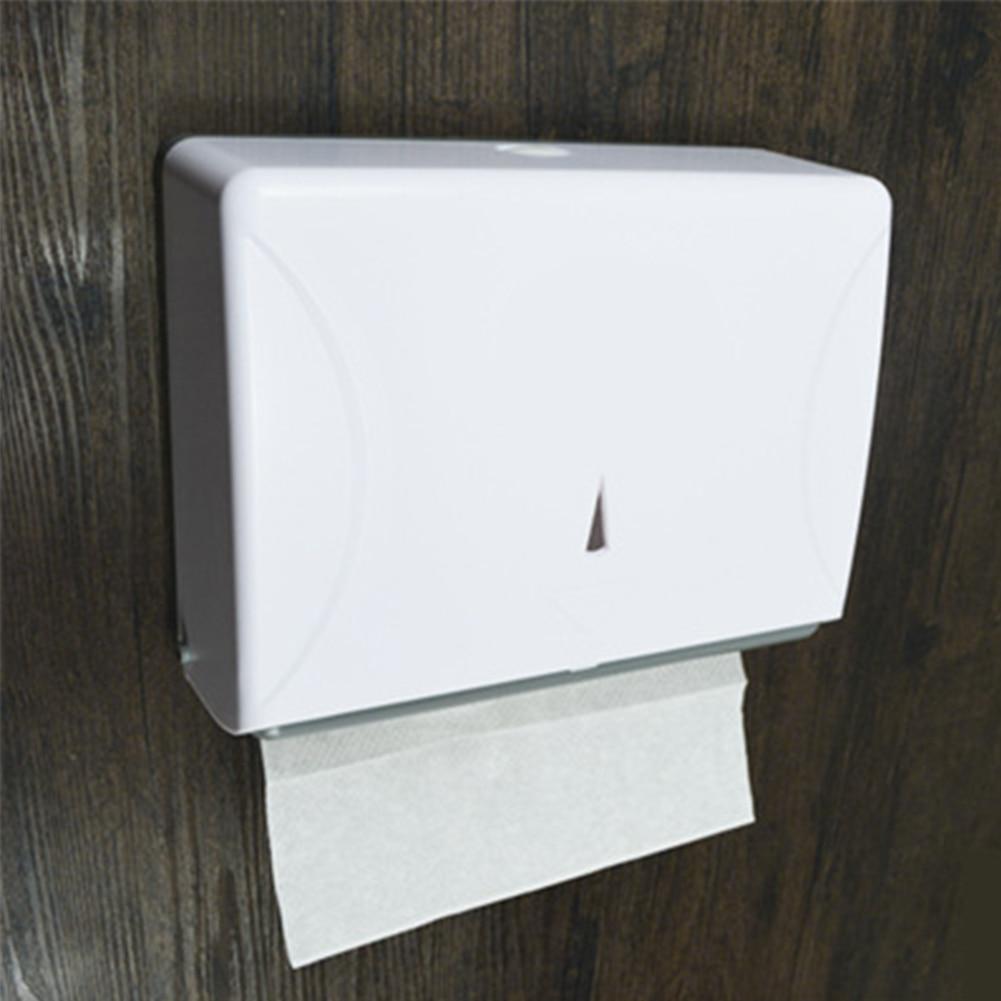 Kitchen Bathroom Hand Paper Dispenser Office Storage Modern ABS Hotel Wall Mounted Tissue Holder Towel Bracket Waterproof Toilet