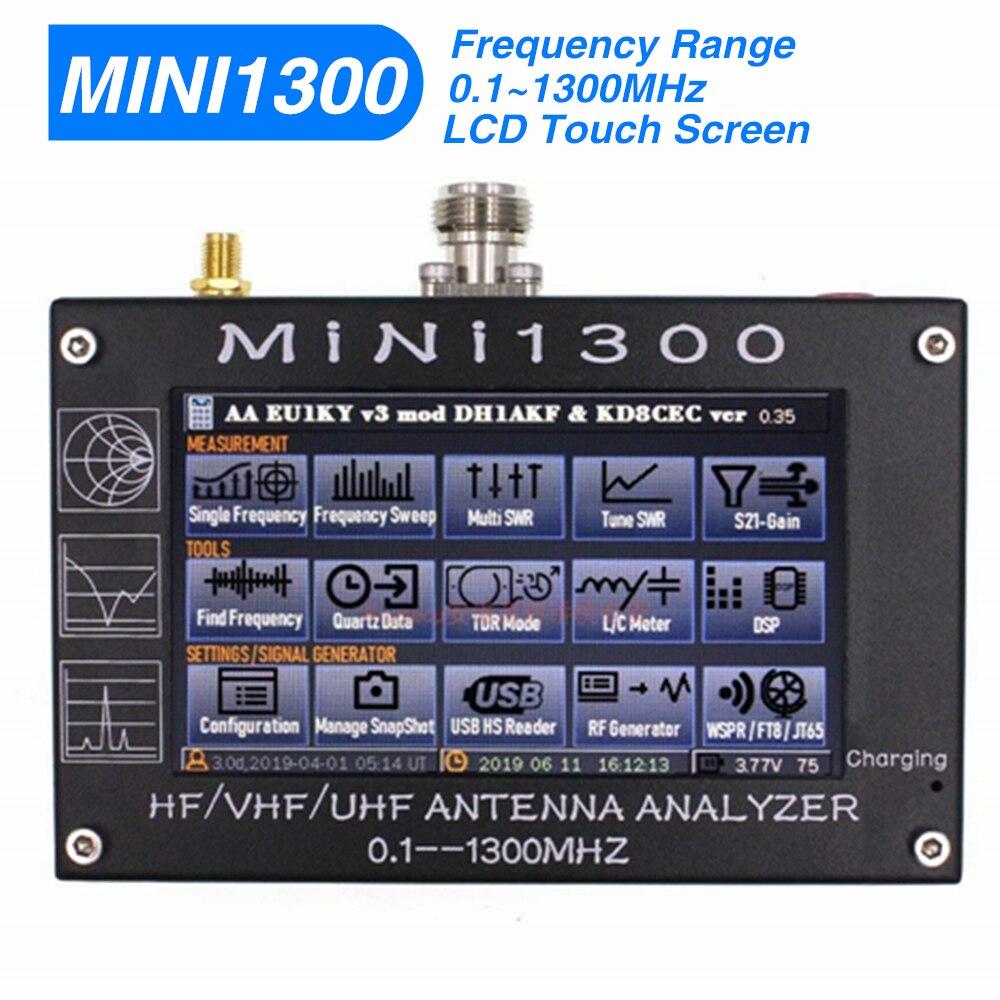 MINI1300 Antenna Analyzer 4.3