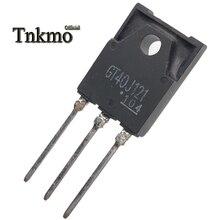 10PCS GT40M101 TO 3PF GT40J121 GT40J325 TO3PF 40A 900V גבוהה מתח כוח IGBT משלוח משלוח