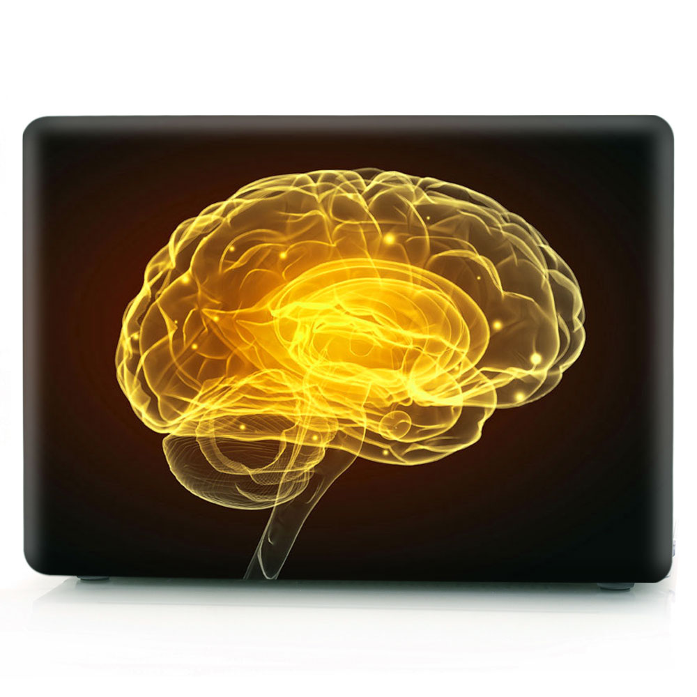 Brain Painting Case for MacBook 141