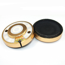 HiFi Headphone Speaker unit DIY 50MM 24 Ohm Edge Free Headphones Driver for Denon 50mm Nano fiber Headset Audiophile DIY